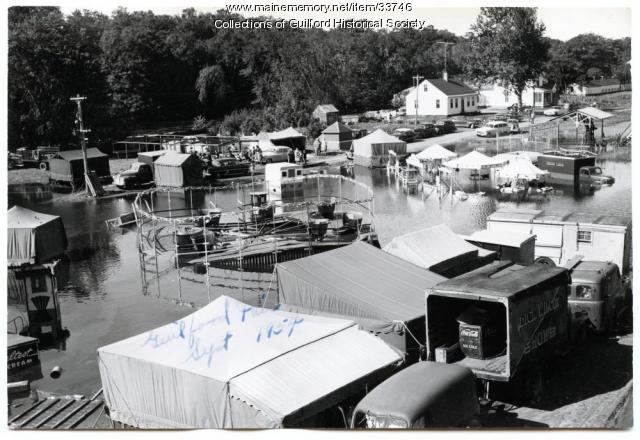 Guilford Fair - 1954