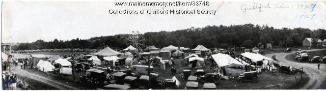 Guilford Fair - 1929