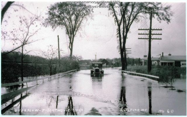 Guilford flood, 1929
