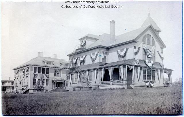 Guilford High School - Centennial - 1916