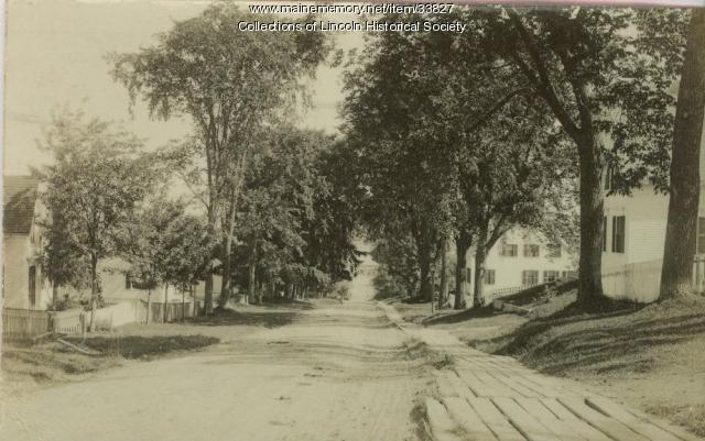 High Street, Lincoln, ca. 1925