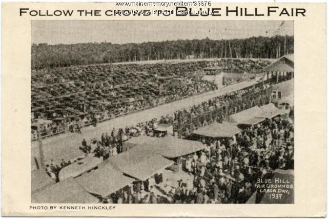 Blue Hill Fair, 1937