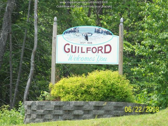 GUILFORD WELCOMES YOU - Inc. 1816