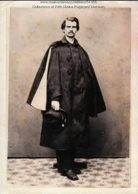 Daniel C. Clark, ca. 1863