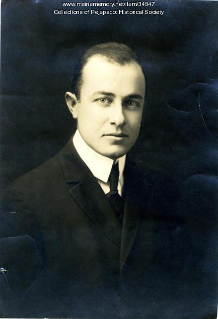 Albert C. LeTarte, Brunswick, ca. 1920