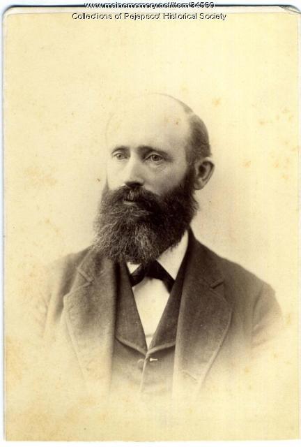Dr. Joseph H. Lombard, Brunswick, ca. 1880