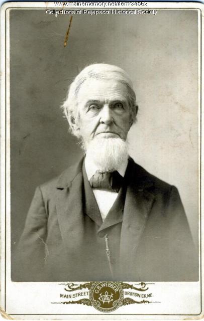 Theodore S. McLellan, Brunswick, ca. 1900