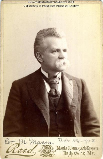 Edward Beecher Mason, Brunswick, ca. 1890