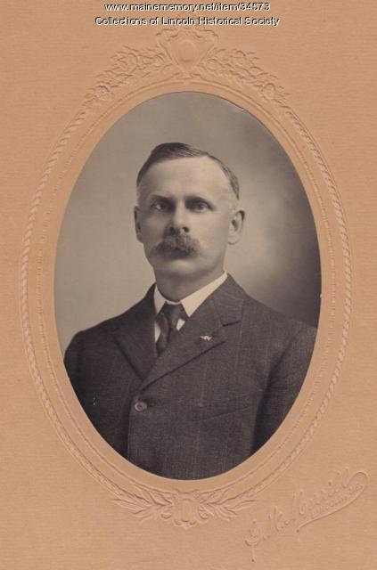E. A. Weatherbee, Lincoln, ca. 1900