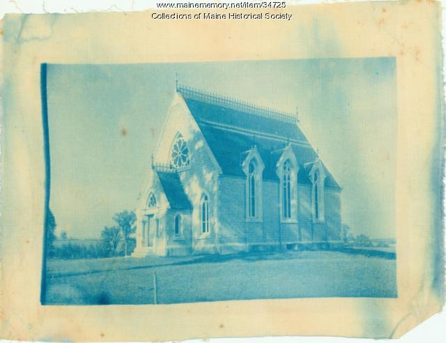 Norlands Library, Livermore, ca. 1890