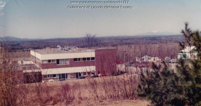 Penobscot Valley Hospital, Lincoln, 1973