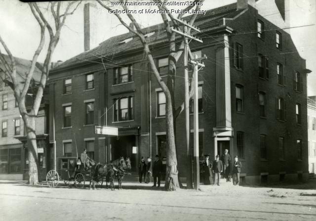 The Saco House, Saco, 1910
