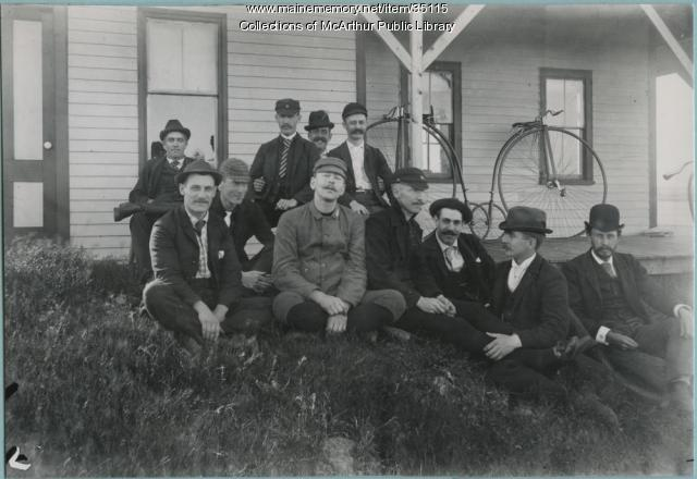 York County Wheelmen, 1890