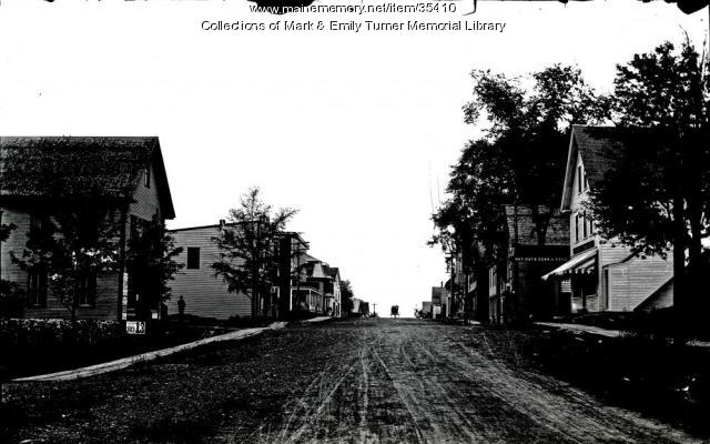 Main Street, Ashland, ca. 1900