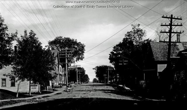 Exchange Street, Ashland, ca. 1900