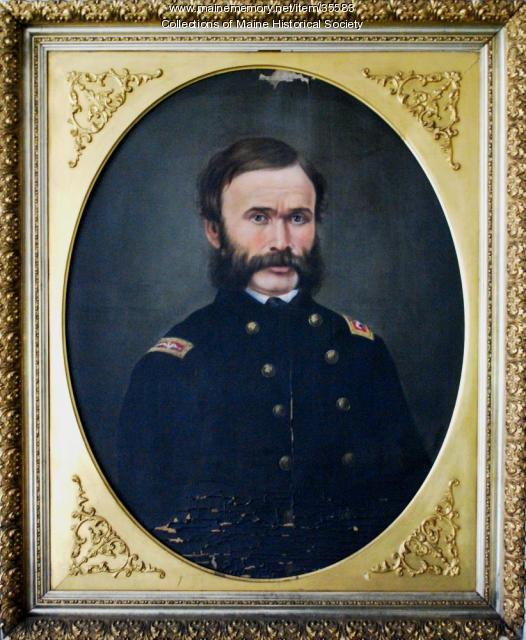 Colonel Freeman McGilvery, Stockton, ca. 1862