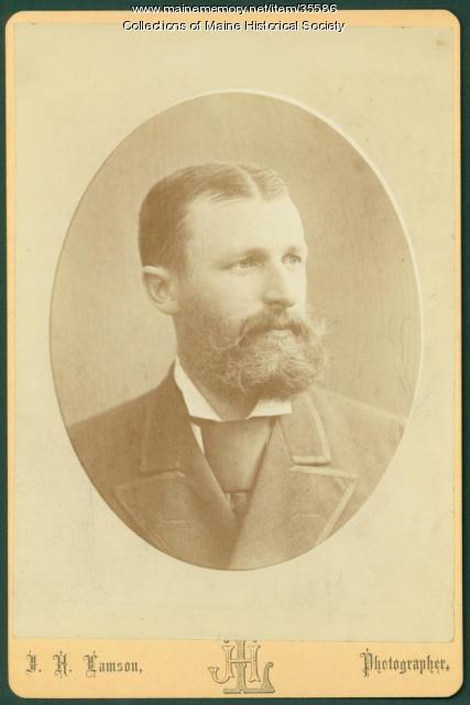 John Marshall Brown, ca. 1870