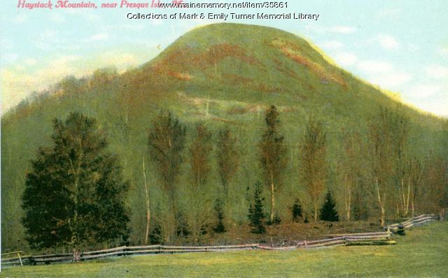 Haystack Mountain, Castle Hill, ca. 1915