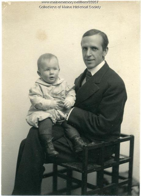 Henry and William Pierce, New York, ca. 1907
