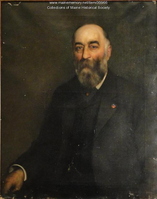 Josiah Pierce, London, 1891