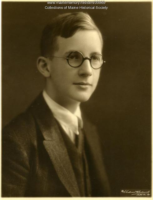 William Curtis Pierce, New York, ca. 1925