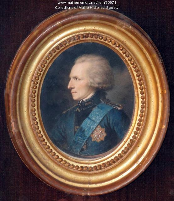 Benjamin Thompson, Count Rumford, ca. 1800