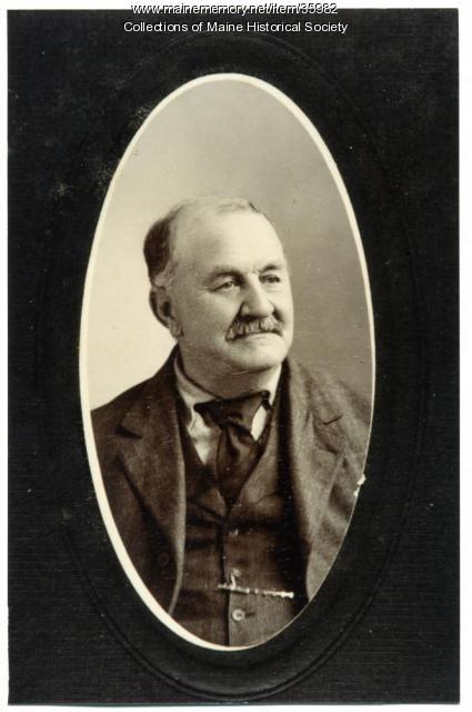 George Pierce, Baldwin, ca. 1900