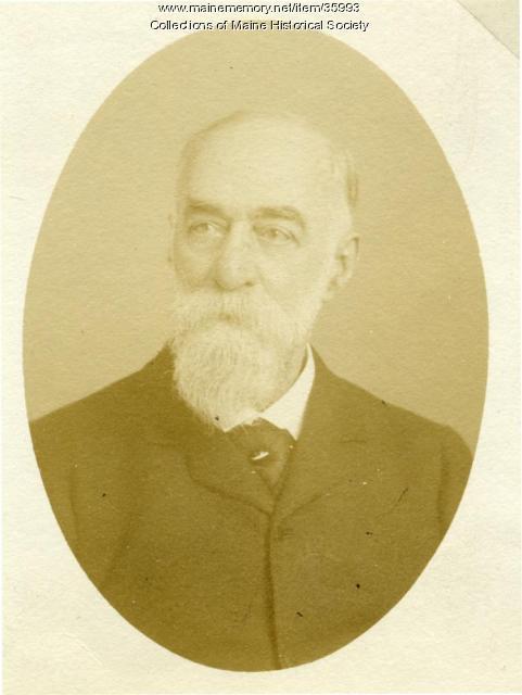 Josiah Pierce, London, ca. 1900