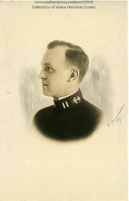 Maurice Rumford Pierce, Portland, 1917