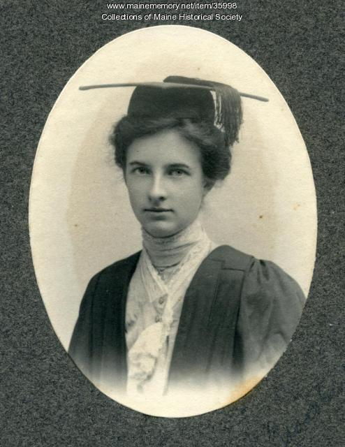 Katharine Robinson Curtis, New Jersey, ca. 1900