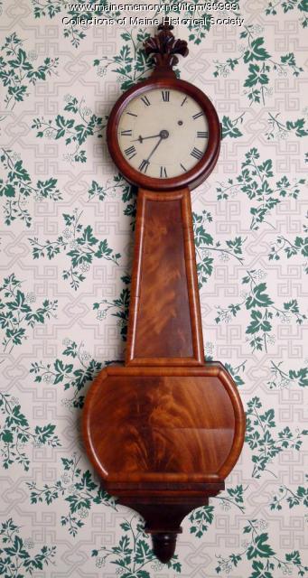 Pierce clock, Baldwin