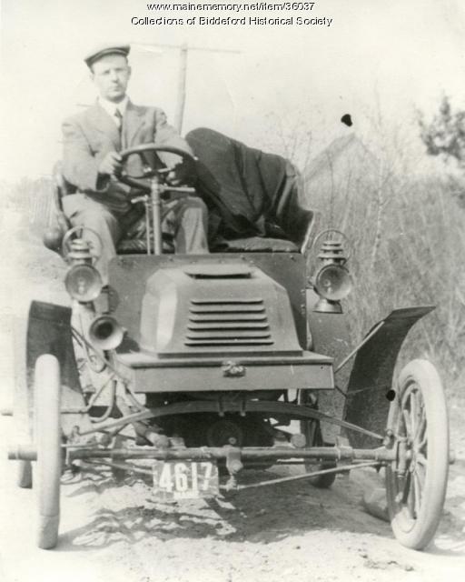 The Blitzen, Saco, ca. 1909