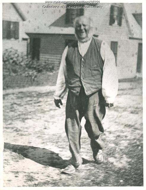 Jabez Pike, Lubec, ca. 1892