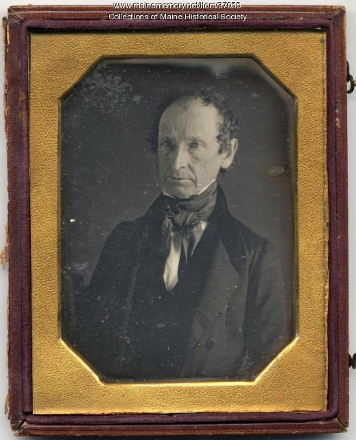 William Willis, Portland, ca. 1846