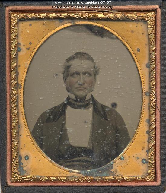 Abner Shepherd, ca. 1860