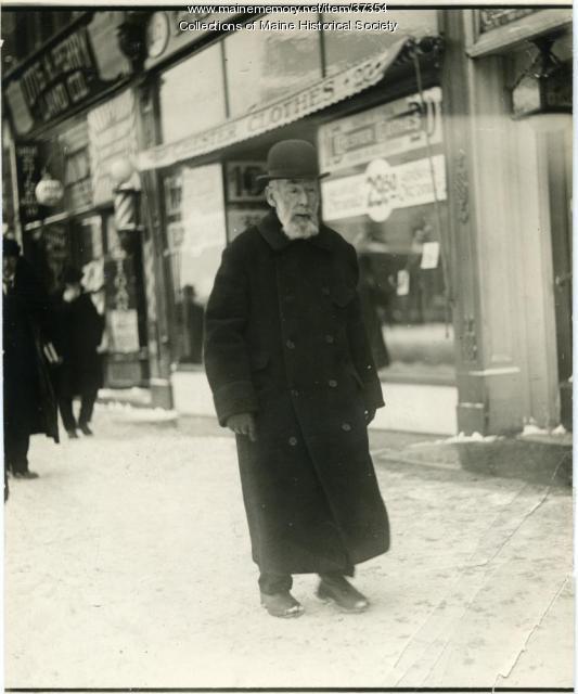 John M. Gould, Portland, 1920