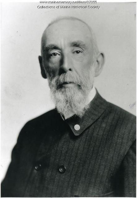 John Mead Gould, Portland, 1913