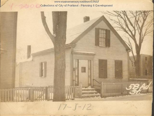 58-60 Adams Street, Portland, 1924