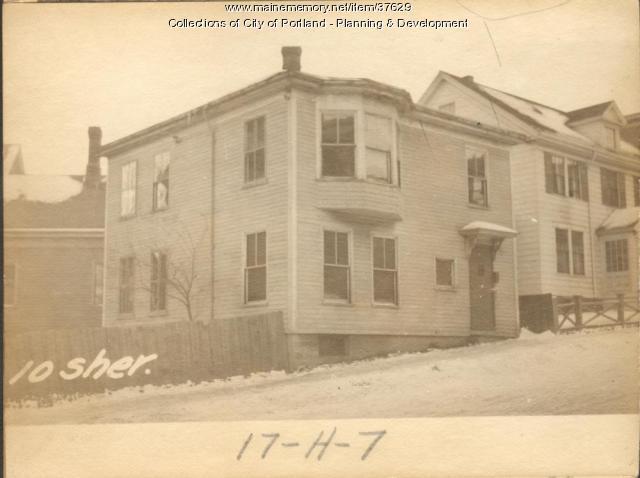 4-14 Sheridan Street, Portland, 1924
