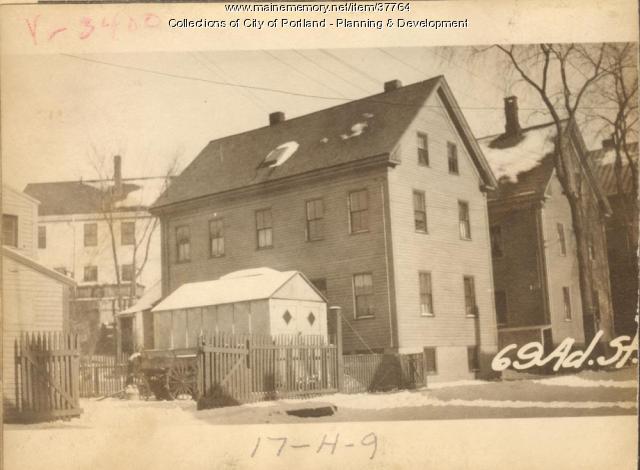 67-69 Adams Street, Portland, 1924