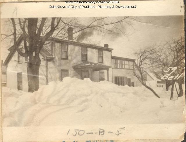 57-59 Bell Street, Portland, 1924