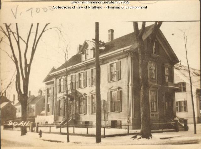 88-90 Atlantic Street, Portland, 1924