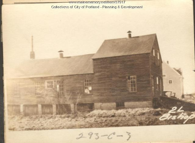74-76 Bishop Street, Portland, 1924