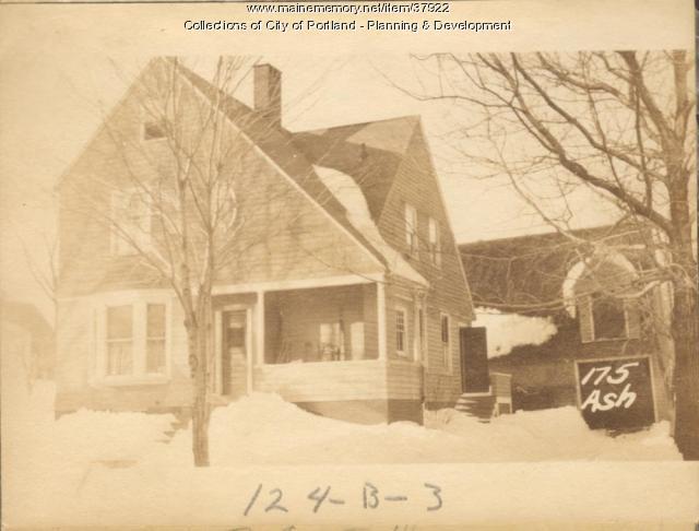 173-177 Ashmont Street, Portland, 1924