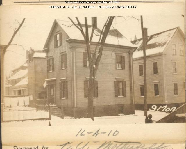 87-89 Atlantic Street, Portland, 1924