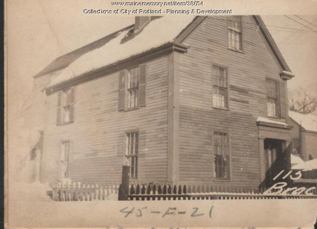 8-10 Court Street, Portland, 1924