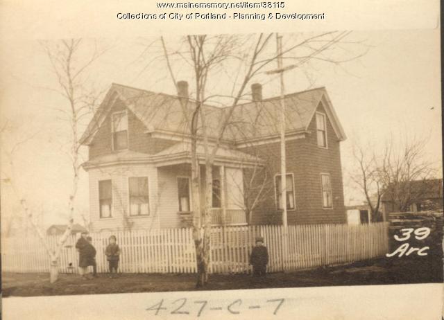 73 Arcadia Street, Portland, 1924