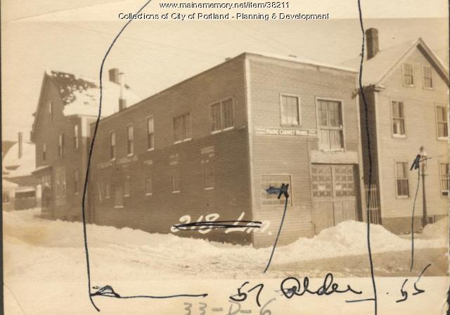 55 Alder Street, Portland, 1924