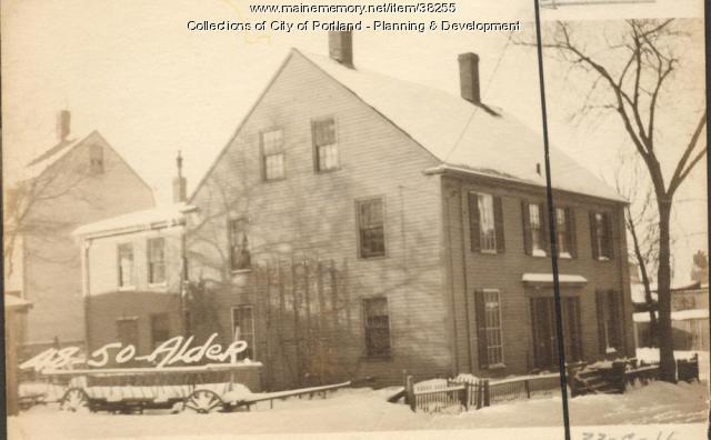 50 Alder Street, Portland, 1924