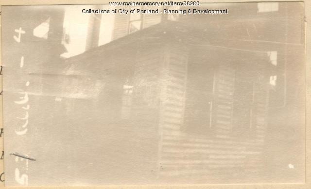 51 Alder Street, Portland, 1924